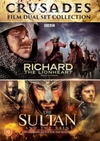 The Crusades Collection - Richard the Lionheart / Sultan and the Saint (DVD)