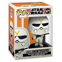 Funko Pop! Star Wars - Concept Series - Snowtrooper Vinyl Figure (471)