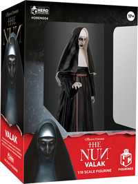 The Nun VALAK Horror Figurine Collection (1:16 Scale Figurine)