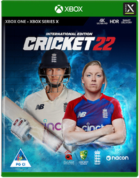 Cricket 22: The Official Game of The Ashes (Xbox One / Xbox Series X)