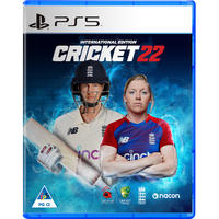 Cricket 22: The Official Game of The Ashes (PS5)