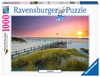 Ravensburger - Sunset over Amrum Puzzle (1000 Pieces)