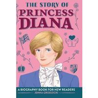 Story of Princess Diana - Jenna Grodzicki (Hardcover)