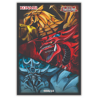 Yu-Gi-Oh! - Egyptian Gods Accessories - Card Sleeves - Cover