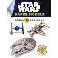 Star Wars Paper Models - Bill Scollon (Paperback)