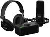 Audient Start Recording Bundle (Includes EVO 4, SR1 Condenser Microphone & SR2000 Headphones)