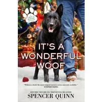 It's a Wonderful Woof - Spencer Quinn (Hardcover)