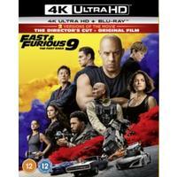 Fast and Furious 9 (4K Ultra HD + Blu-ray)