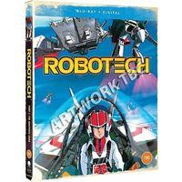 Robotech Part 1 - the Macross Saga (Blu-ray)