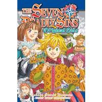Seven Deadly Sins: Original Sins Short Story Collection - Nakaba Suzuki (Paperback)